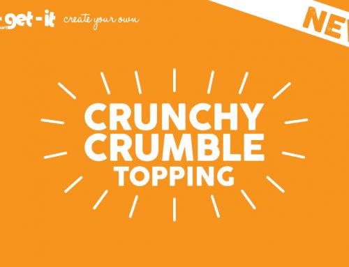 Crunchy Crumble Topping Raffle