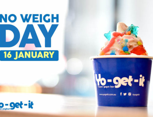 No Weigh Day – 16 Jan