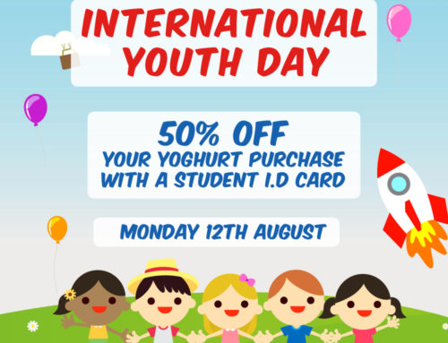 International Youth Day- 12th August 2019